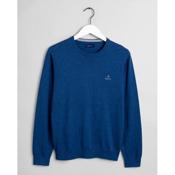 Versátil, clássica e sempre elegante, esta sweatshirt é essencial em qualquer guarda-roupa. Esta peça leve é perfeita para todas as estações.
