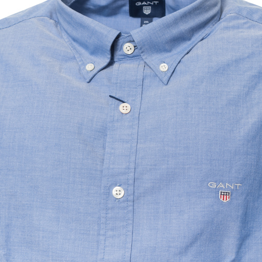 GANT Camisa em popelina slim fit Código do Modelo. 3046402