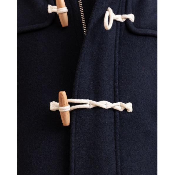 51543-Blusão Comprido em lã da GANT – Mod. 7006090-Marinho-3