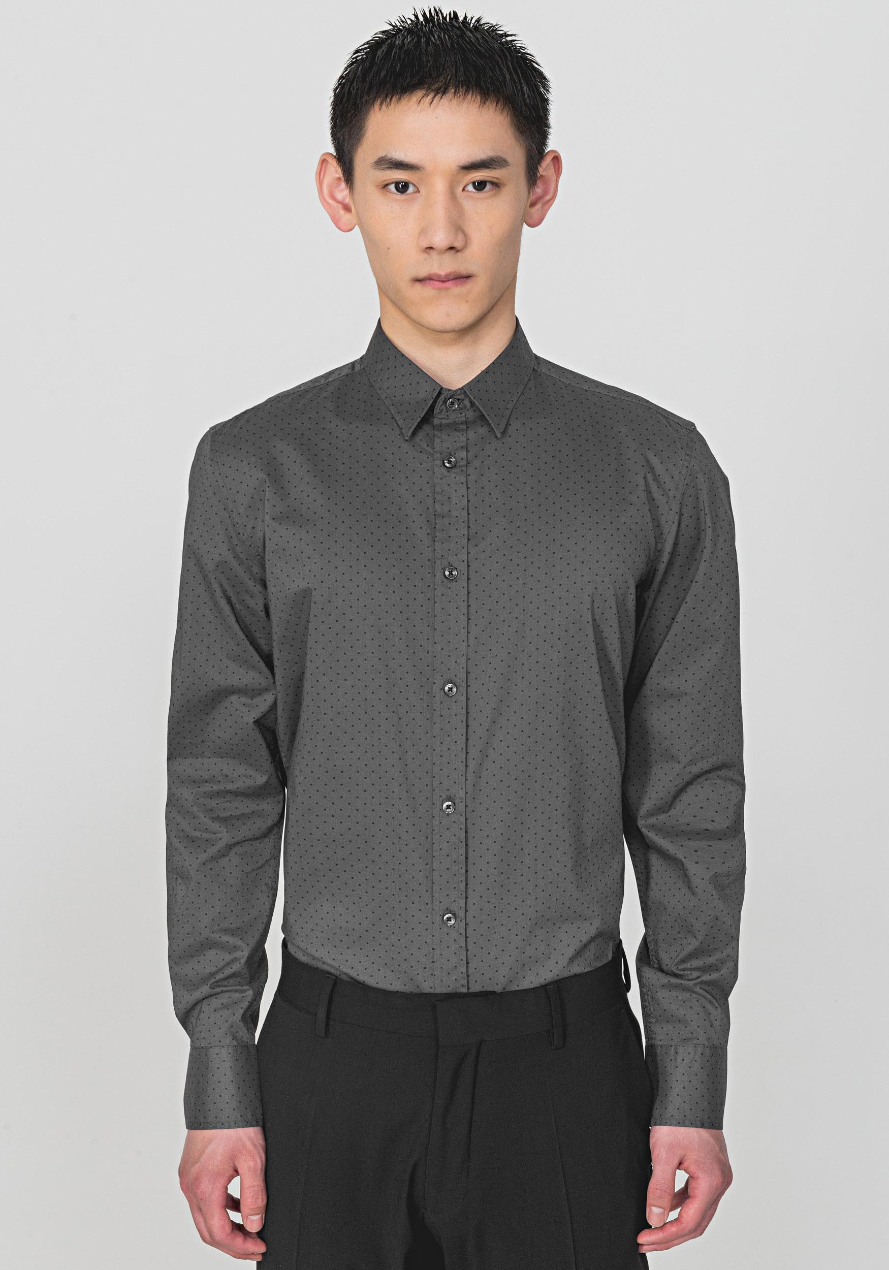 Camisa Antony Morato_Loja Tavares_viseu_51729.cinza.1