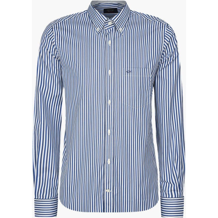 Paul & Shark_MENS WOVEN SHIRT CW COTTON I20P3002_Lojas Tavares_Viseu