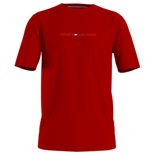 T-shirt Tommy Hilfiger STRIPE LOGO MW0MW17373
