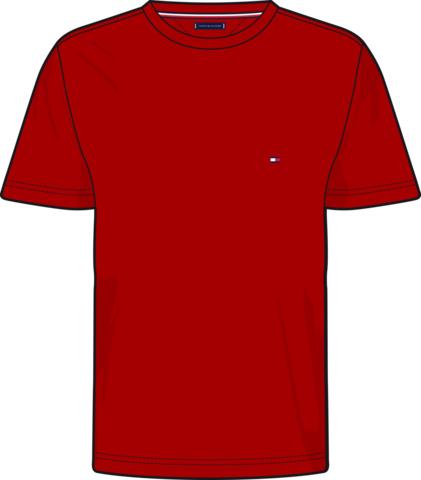 T-Shirt Tommy Hilfiger ES ESSENTIAL COTTON MW0MW18491