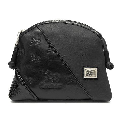 Bolsa de tiracolo de senhora Cavalinho Black Horse SKU: 18500005.01.99