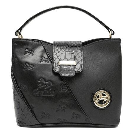 Bolsa de mão de senhora Black Horse SKU: 18500145.01.99