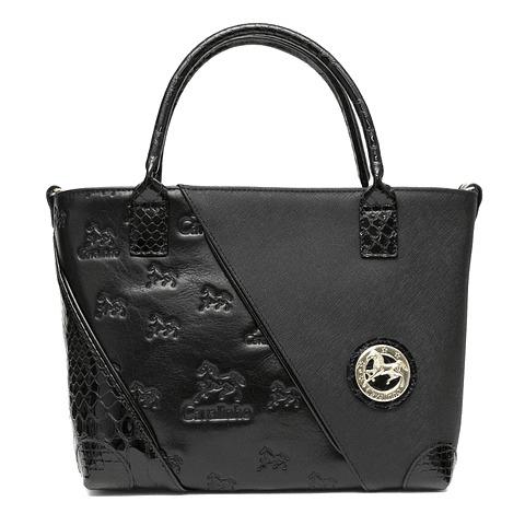 Bolsa de mão de senhora Black Horse SKU: 18500158.01.99