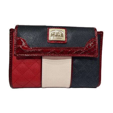 Porta-Moedas Cavalinho Another Skin tricolor 28910205.23.99