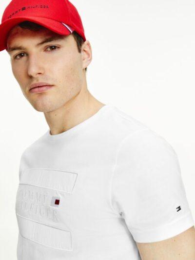 T-Shirt de Homem da Tommy Hilfiger