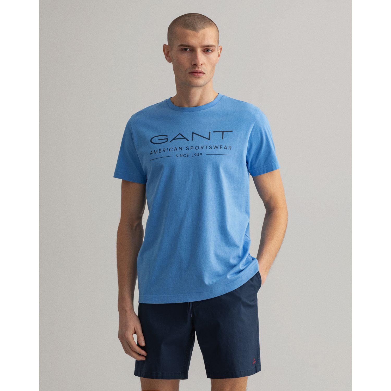 Tshirt_gant_logotipo_azul