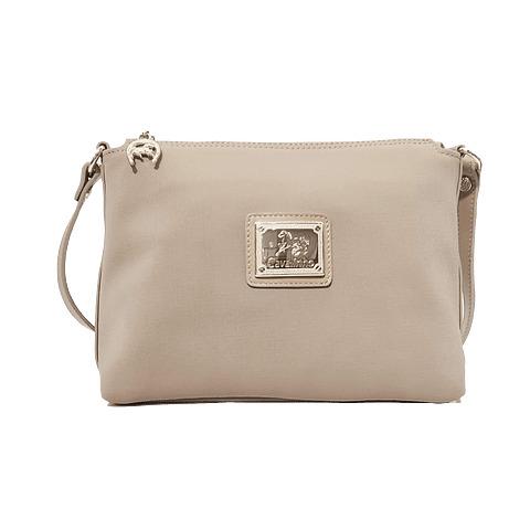 Bolsa tiracolo de senhora Cavalinho Sporty line SKU: 18950374.13.99. com asa regulável Dispõe de um fecho de correr personalizado.