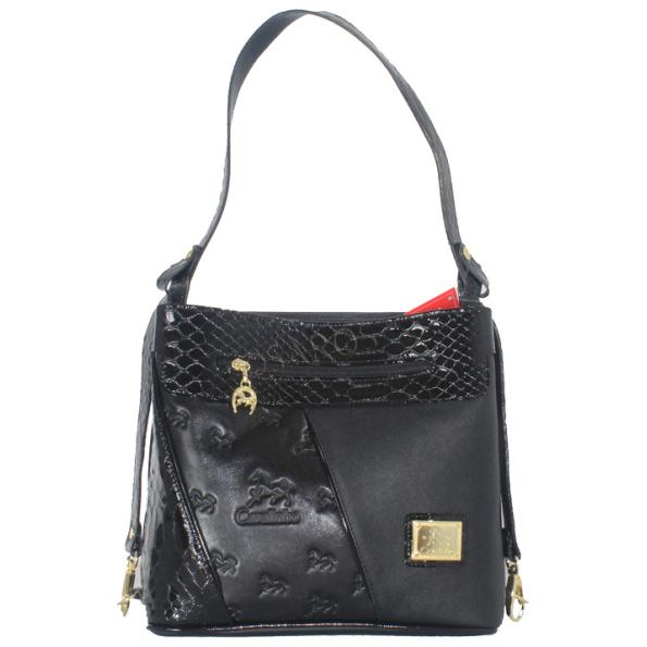 Bolsa de mão de senhora Cavalinho Black Horse SKU: 18500382.01.99