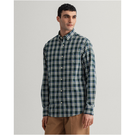 Camisa GANT 52107_Verde_202103-3037630-374-1