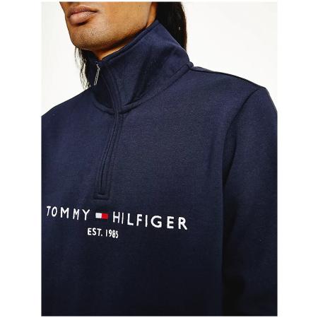 Sweat em polo da Tommy Hilfiger MOCKNECK MW0MW20954