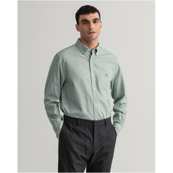 Camisa GANT Oxford Royal Tech Prep™ regular fit